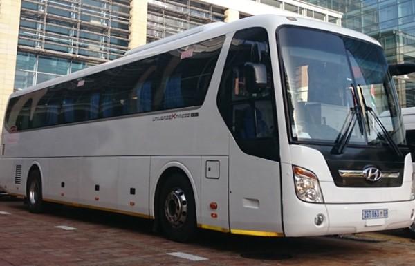 39 Seater Hyundai Universal Coach Cape Town