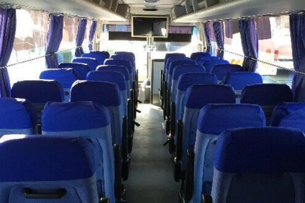 39 Seater Hyundai Luxury Coach Cape Town