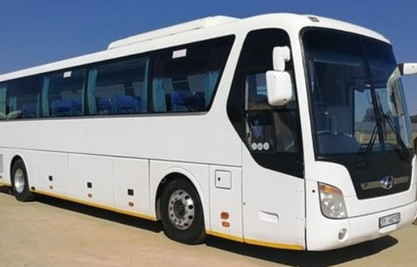 39 Seater Luxury Coach Cape Town