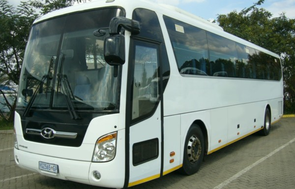39 Seater Touring Coach