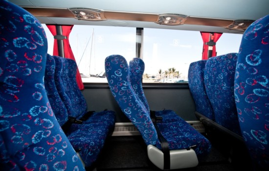 60 Seater Conference Coach Hire Cape Town