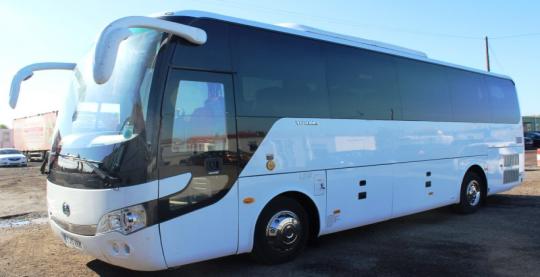 28-30 Seater Fleet Unit Parking