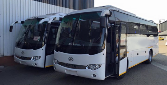 32 Seater Fleet Units Parking