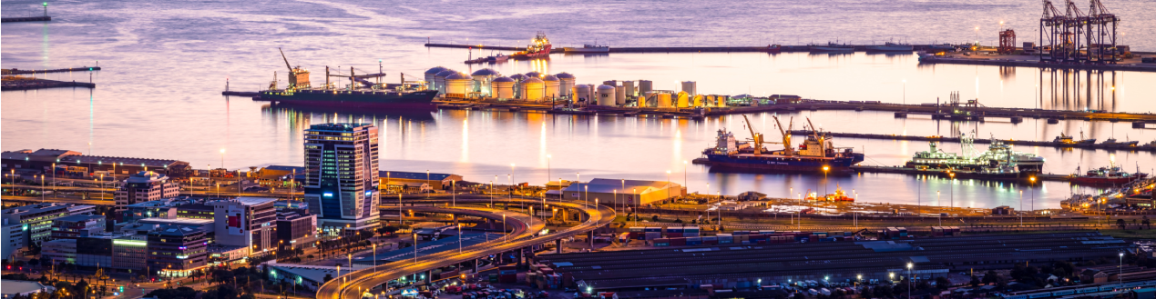Cape Town Foreshore and Harbour