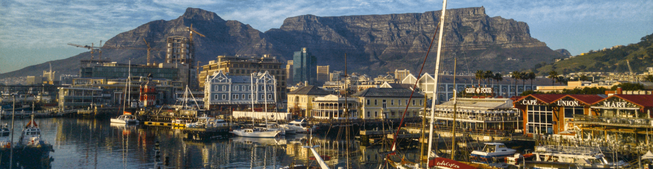 Bus and coach hire in Cape Town to visit Table Mountain