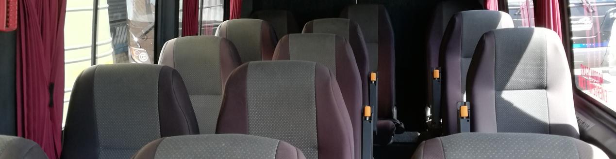 Cheap Minibus Hire Cape Town Interior