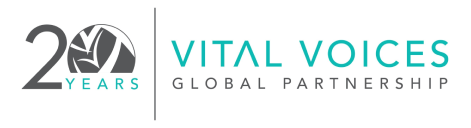 Vital Voices Global Partnership Logo About Page