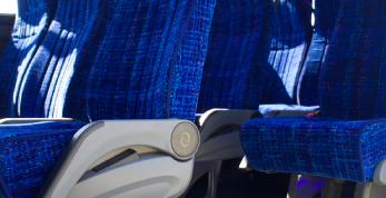 Tour Minibus Reclining Seats